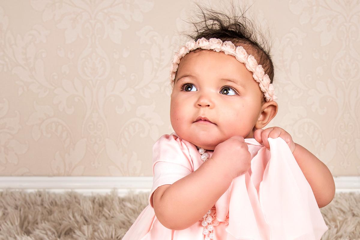 Milestone Baby Photographer - Cheshire Cherubs Photography